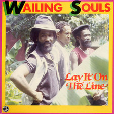 Wailing Souls - Lay It On the Line - LP Vinyl