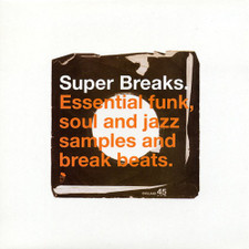 Super Breaks - Vol 1 - 2x LP Vinyl