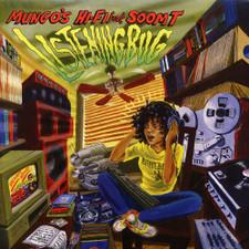 """Soom T - Listening Bug - 12"""" Vinyl"""