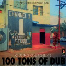 Soul Syndicate - 100 Tons of Dub - LP Vinyl