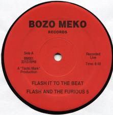 """Grandmaster Flash/Afrika Bambaataa - Fusion Beats - 12"""" Vinyl"""