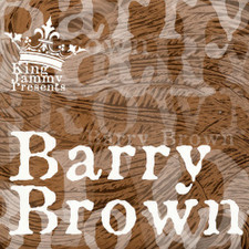 Barry Brown - King Jammy Presents - LP Vinyl