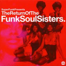 Superfunk - Return of the Funk Soul Sisters - 2x LP Vinyl
