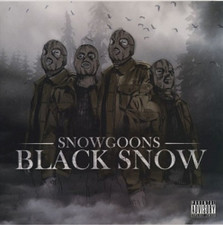Snowgoons - Black Snow - 2x LP Vinyl