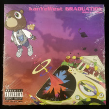Kanye West - Graduation - 2x LP Colored Vinyl