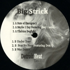"Big Strick - Detroit Heat - 12"" Vinyl"