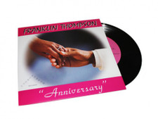 "Franklin Thompson - Anniversary - 7"" Vinyl"