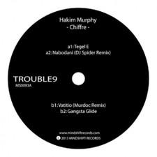 "Hakim Murphy - Chiffre - 12"" Vinyl"