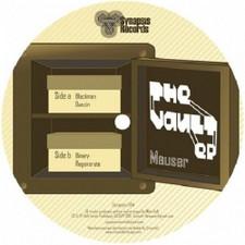 "Mauser - The Vault Ep - 12"" Vinyl"