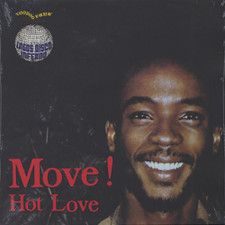 """Eno Louis - Move! - 12"""" Vinyl"""