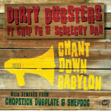 "Dirty Dubsters - Chant Down Babylon - 12"" Vinyl"