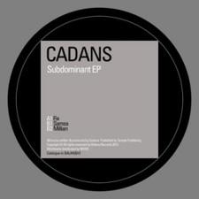 "Cadans - Subdominant  - 12"" Vinyl"