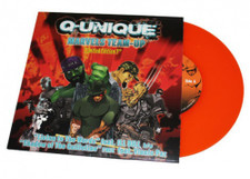 "Q-Unique - Listen To The Words - 7"" Vinyl"
