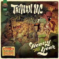 Taiwan MC - Heavy This Year - LP Vinyl