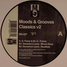 """G Flame / Demarkus Lewis - Classics Vol 2 - 12"""" Vinyl"""