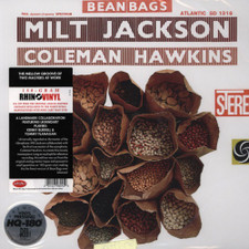 Milt Jackson / Coleman Hawkins - Beanbags - LP Vinyl