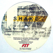 "Shake - The Drummer Downstairs - 12"" Vinyl"