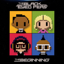 Black Eyed Peas - The Beginning - 2xLP Vinyl