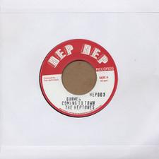 """Heptones - Gunmen Coming to Town - 7"""" Vinyl"""