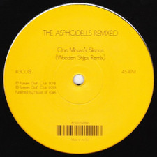 "The Asphodells - Remixed - 12"" Vinyl"