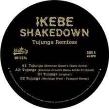 """Ikebe Shakedown - Tujunga Remixes - 12"""" Vinyl"""