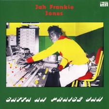 Jah Frankie Jones - Sattqa An Praise Jah - LP Vinyl