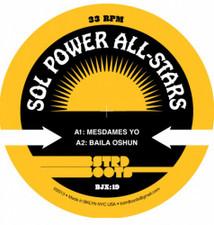 """Sol Power All-Stars - Bstrd 19 - 12"""" Vinyl"""