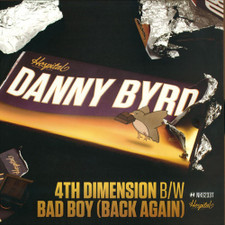 "Danny Byrd - 4th Dimension - 12"" Vinyl"