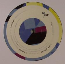"""LV & Dan Bowskill / Pedestrian - Future Foundation Sampler 2 - 12"""" Vinyl"""
