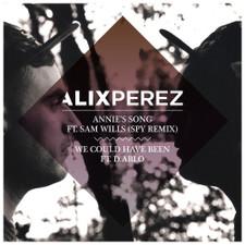 "Alix Perez - Annie's Song - 12"" Vinyl"