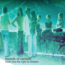 Boards Of Canada - Music Has The Right To Children - 2x LP Vinyl