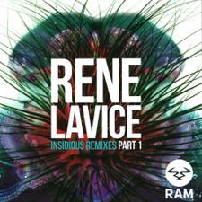 "Rene Lavice - Insidious Remixes Pt.1 - 12"" Vinyl"