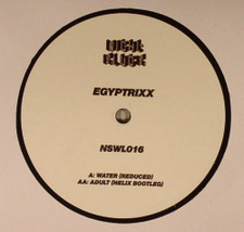 "Egyptrixx - Water (Reduced) - 12"" Vinyl"