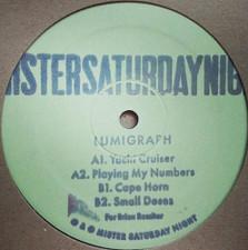 "Lumigraph - Yacht Cruiser - 12"" Vinyl"
