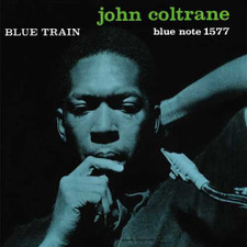 John Coltrane - Blue Train (Blue Note version) - LP Vinyl