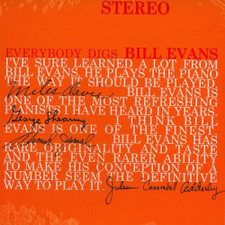 Bill Evans - Everybody Digs Bill Evans - LP Vinyl