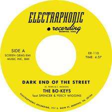 "The Bo-Keys feat. Percy Wiggins - Dark End Of The Street - 7"" Vinyl"