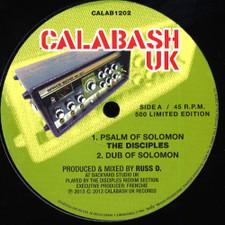"Disciples - Psalm of Solomon - 12"" Vinyl"