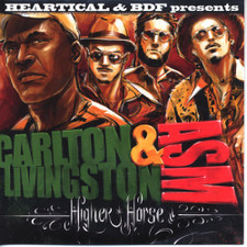 "Carlton Livingston - High Horse - 7"" Vinyl"