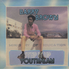 Barry Brown - Step It Up Youthman - LP Vinyl