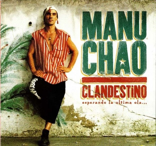 Manu Chao - Clandestino - 2x LP Vinyl+CD | Ear Candy Music