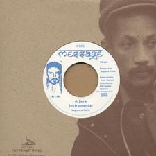 "Augustus Pablo - Java Instrumental - 7"" Vinyl"