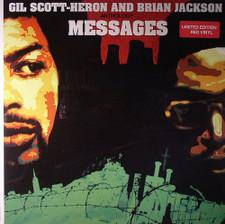 Gil Scott-Heron & Brian Jackson - Anthology. Messages - 2x LP Vinyl