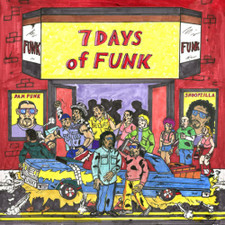 7 Days Of Funk - 7 Days Of Funk - LP Vinyl