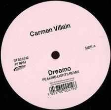 """Carmen Villain - Sleeper Remixes - 12"""" Vinyl"""