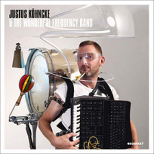 Justus Kohncke - The Wonderful Frequency Band - 2x LP Vinyl+CD
