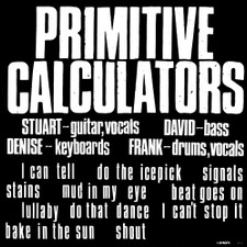 Primitive Calculators - Primitive Calculators - LP Vinyl