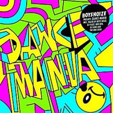 V/A  - Boysnoize Presents: Dance Mania - 2x LP Vinyl+CD