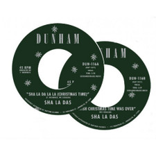 "Sha La Das - Christmas Time - 7"" Vinyl"