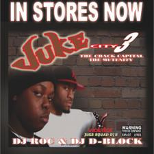 Dj Roc & Dj D-Block - Juke City 3 - CD